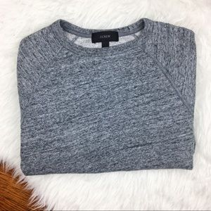 J. Crew Sweaters - J. Crew   Zip Tunic Sweatshirt